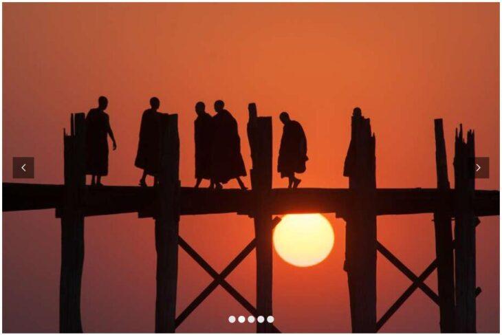 Burma River Cruise - Upper Irrawaddy And Chindwin 2