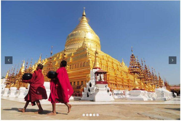 Burma River Cruise - Upper Irrawaddy And Chindwin 3