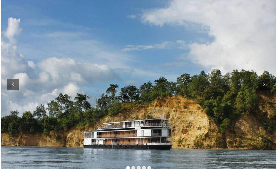 Burma River Cruise - Upper Irrawaddy And Chindwin