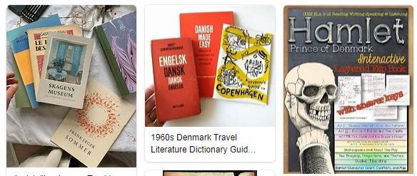 Denmark Literature