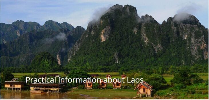 Practical information about Laos