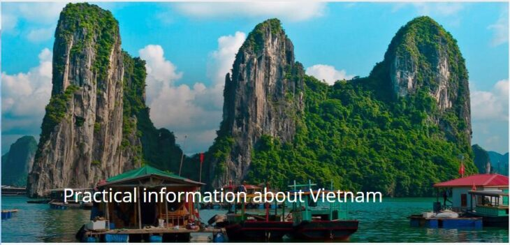 Practical information about Vietnam