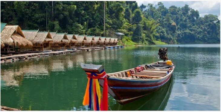 Travel experiences offered by Thailand